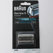 BRAUN Series 5 Cassette 52s High Performance Parts 9000 Series Made in Germany
