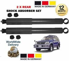 FOR TOYOTA LANDCRUISER PRADO COLORADO 1996-2003 2 X REAR SHOCK ABSORBER SHOCKER