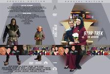 Star Trek The Experience WEDDING DVD video Las vegas Hilton rare collectible