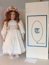 "MIB #18 ""CoCo"" Limited Edition Virginia Turner Doll Large 34"" RARE LOW Number!"