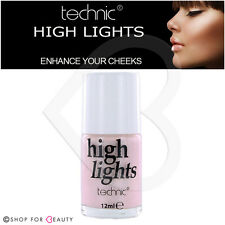 Technic High Lights Complexion Enhancer Highlighter Liquid Shimmer 12ml