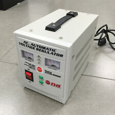 NEW Nippon America AC Automatic Voltage Regulator ATVR-2000  ( 2000 Watts )
