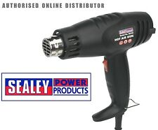 Sealey HS105 1600w 2 Speed Hot Air Heat Gun 370°C/500°C Paint Sticker Stripper