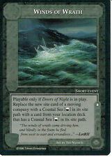 MIDDLE EARTH THE DRAGONS RARE CARD WINDS OF WRATH