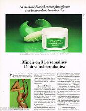 PUBLICITE ADVERTISING 065  1978  LABORATOIES DUCRAY  les cosmétiques ELANCYL