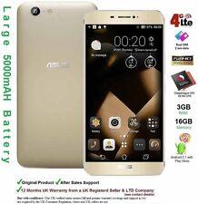 """ASUS PEGASUS 5000 5,5 """"DUAL SIM ANDROID SMARTPHONE OCTA CORE 3 GB di RAM 4G LTE"""