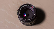 Canon 50mm F1.4 SSC Excellent condition