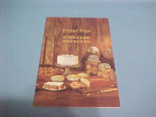VINTAGE 1963 PETER PAN PEANUT BUTTER RECIPES COOK BOOK BOOKLET