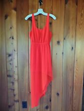 New Urban Outfitters silence + noise Red Dress S Celebrity Worn! :)
