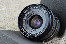 Konica Hexanon Hexar 28mm 3.5 Leica M Mount Lens FIT CL M9 M8 M7 M6 M5 M4 camera