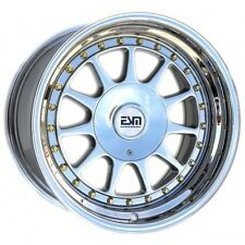 "16x8 Platinum 16"" ESM-003R Wheels  5x112 VW Audi Mercedes Golf Jetta"
