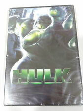 HULK DVD ERIC BANA JENNIFER CONNELLY + EXTRAS NEW SEALED NUEVA