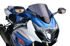 Puig Standard Windscreen Dark Smoke 2009-2014 Suzuki GSXR1000 / 4933F