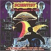 Scientist In the Kingdom of Dub CD