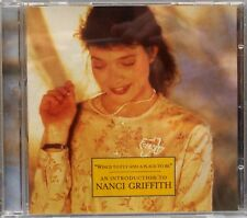 Nanci Griffith - Wings to Fly and a Place to Be (An Introduction) (CD 2000)