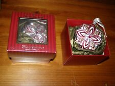 NEW WATERFORD VICTORIAN SNOWFLAKE CHRISTMAS HOLIDAY ORNAMENT (SEALED) $55