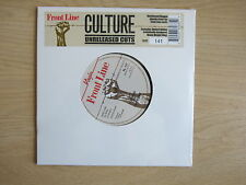 "CULTURE Burning / Can't Study The Rastaman UK 7"" 500 copies only SEALED"