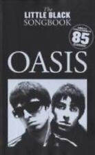 """""""Oasis ; the little black song book ; 85 classics ; tablatures ; guitare, chant"""""""
