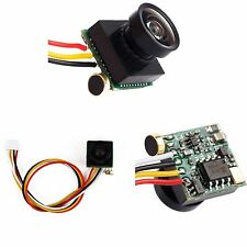 Mini 700TVL 3.6mm Lens HD CCTV Security Video Camera For FPV QAV250 DC5V-12V BD