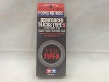 TAMIYA 1/10 - GOMME REINFORCED SLICKS TYPE B art. 53294