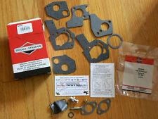 OEM Briggs&Stratton Carburetor Overhaul Repair Kit  495606  92200 135200 130200