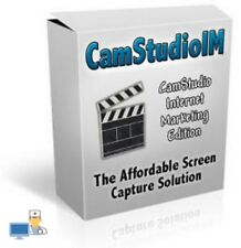 CamStudio - ScreenCapture Studio Record Games, Video Calls, Screencasts Software