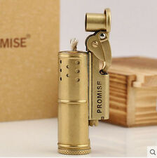 Collectable Vintage Totally WWI WWII German Solid Brass/Copper Trench lighter