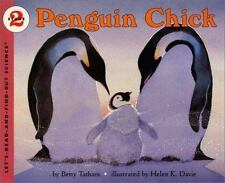 Penguin Chick (Let's-Read-and-Find-Out Science)-ExLibrary
