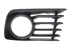 TOYOTA PRIUS 2003-2009 right front bumper lower grille with fog lights hole RH