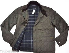 $345 POLO RALPH LAUREN Men QUILTED Hagan Barn BUSINESS Jacket CAR Coat OLIVE XL