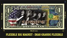 EUROPE IMAN BILLETE 1 DOLLAR BILL MAGNET