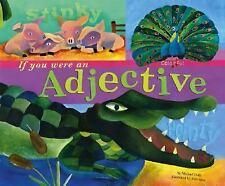 If You Were an Adjective (Word Fun)-ExLibrary