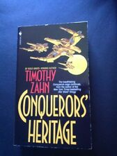 Conquerors' Heritage by Timothy Zahn (1995, Paperback)
