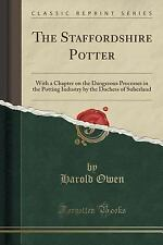 The Staffordshire Potter : With a Chapter on the Dangerous Processes in the...