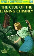 The Clue of the Leaning Chimney Nancy Drew, Book 26