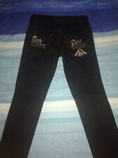 ROY ROGERS JEANS DONNA UsatiORIGINALE TG. 26/40