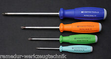 PB SWISS TOOLS 8243.RB Pozidriv PZ Schraubendreher Satz 4-tlg. screwdriver set
