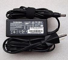 Original  Genuine 19V 3.42A 65W AC Adapter Charger  Toshiba  A100,A105,M40M,M60