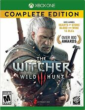 The Witcher 3: Wild Hunt Complete Edition - Xbox One BRAND NEW
