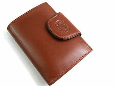 Ladies Womens Premium Quality Leather Designer Purse Credit Card holder Wallet