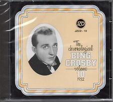 The Chronological Bing Crosby Volume 10 1932 CD