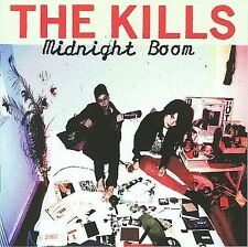 Midnight Boom (CD) by the Kills  (SEALED and NEW) Shelf GS 6
