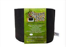 Smart Pots 3 Gallon - Black - Growing Plant Container 3G Pot Hydro smartpot