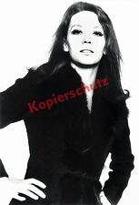 orig. Foto Porträt Diana Rigg Studio München Avengers Emma Peel James Bond 1969!