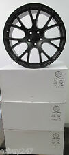 "20"" FACTORY STYLE DODGE CHARGER SRT HELLCAT MATTE BLACK WHEELS RIMS"