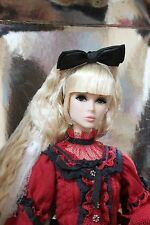 Fashion Royalty Nippon Nu Fantacy ROSE RED YURI Doll 2010 Integrity Toys