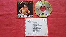 Latin ORQUESTA NOCHE SABROSA **Salsa Solament Salsa** VERY SCARCE 1988 Spain CD