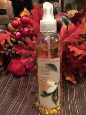 Bath & Body Works White Tea and Ginger Body Splash Fragrance Mist 8 fl oz HTF