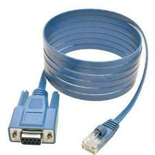 Tripp Lite 6 Ft Rj45 To Db9f Cisco Serial Console Port Rollover Cable -