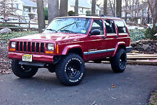 Jeep Xj 1999 Cherokee Service Manual